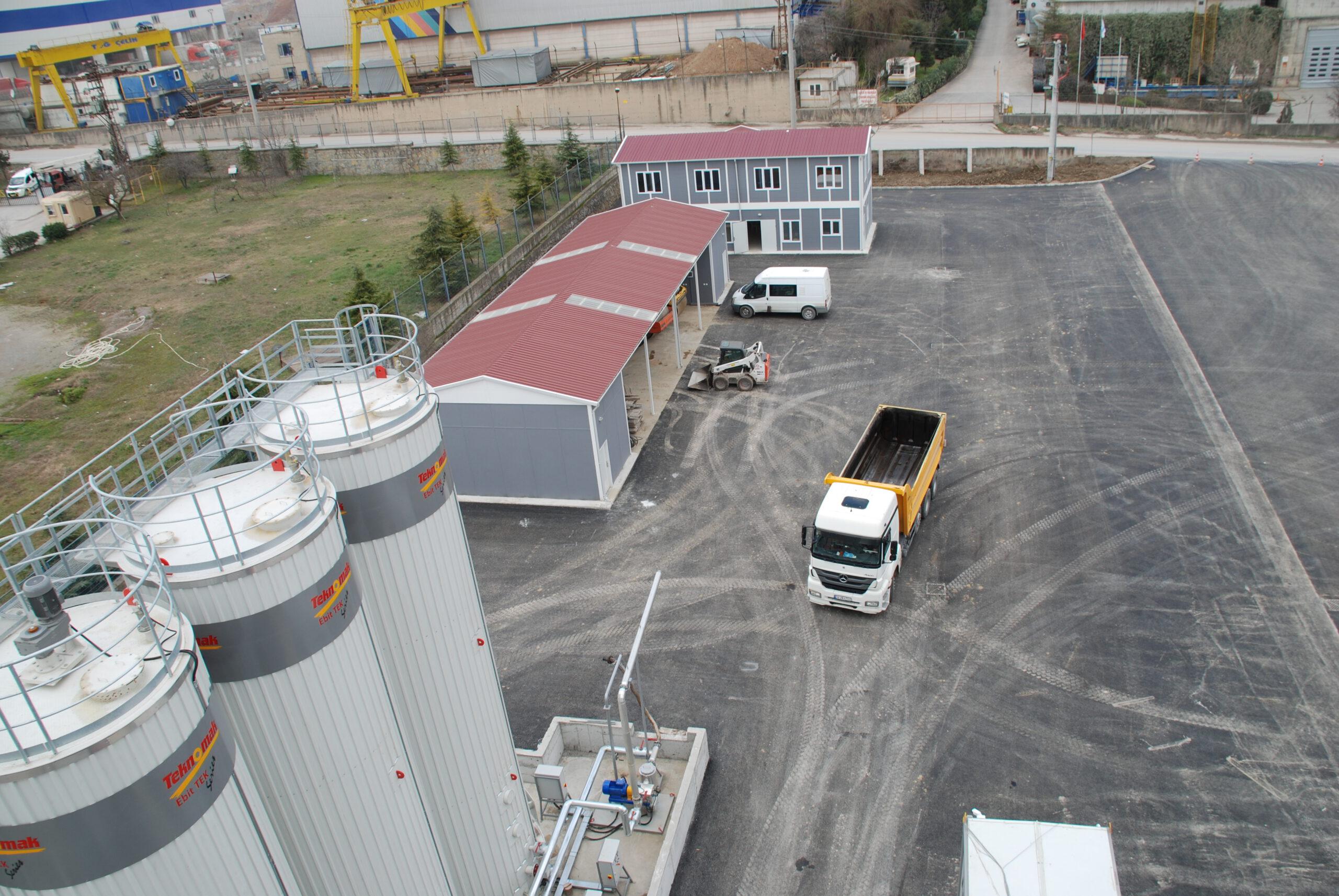 izmit asfalt fabrikası