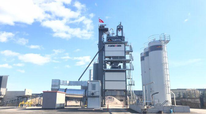 gebze asfalt fabrikası